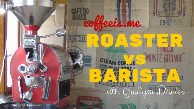 Barista vs Roaster Thoughts on Coffee Roasting and Quality Standards